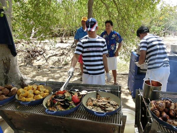 06_Royal-Clipper-Barbecue-Antigua-Karibik