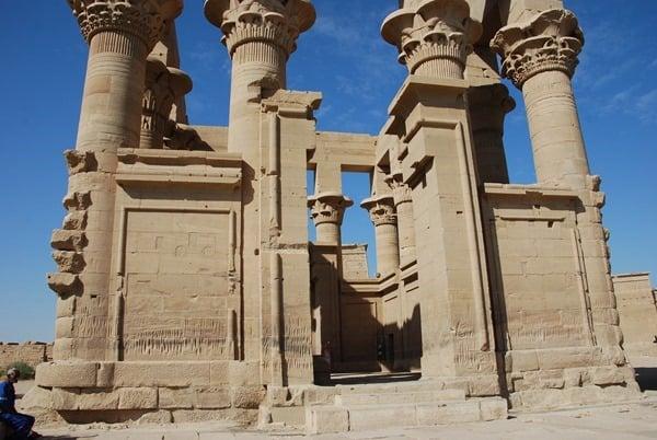 20_Trajan-Kiosk-des-Augustus-Philae-Tempel-Assuan-Aegypten-Nilkreuzfahrt