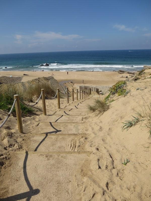 Praia da Cresmina Strand Cascais Portugal