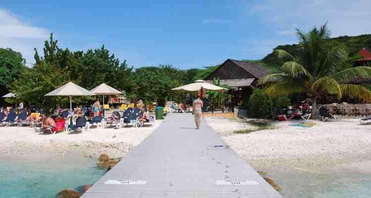 00 Playa Porto Mari Beach Strand Curacao ABC Inseln