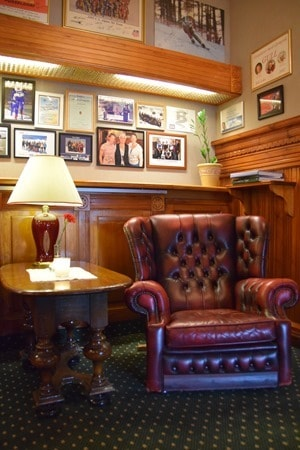 Lobby Fleischers Hotel Voss Vossevangen Norwegen