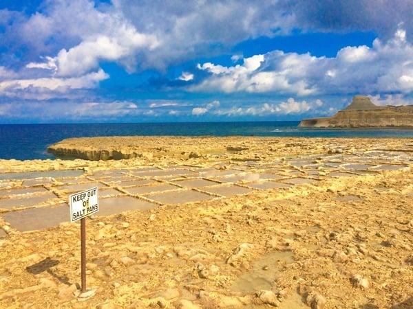 Malta Gozo Urlaub Sehenswürdigkeiten Tipps Salzpfannen Salinen