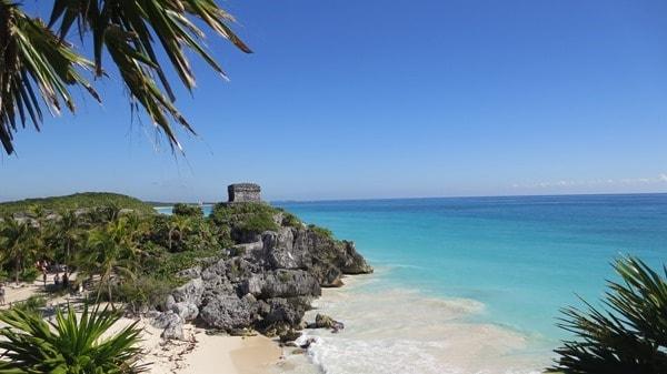 Flitterwochen wohin Karibik Hochzeitsreise günstig Mexiko Tulum
