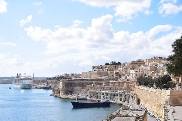 15_MSC-Preziosa-Upper-Barrakka-Gardens-Hafen-Valletta-Malta