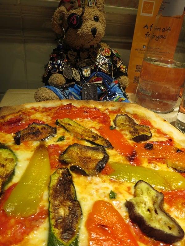 die perfekte Pizza selber machen beim Pizzakurs Ristorante That's Amore Rom Italien