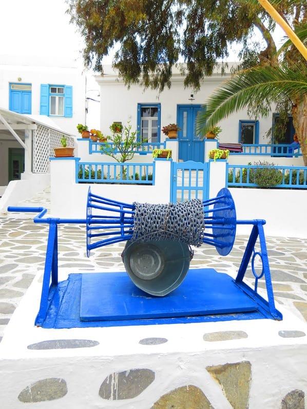 11_Kreuzfahrt-Mykonos-Stadt-Brunnen-Griechenland