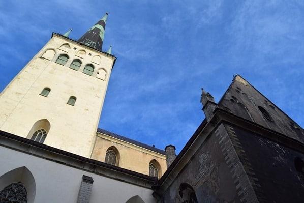 14_Olaikirche-Altstadt-Tallinn-Estland-Ostsee