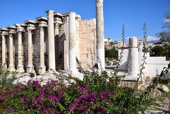 25_Roemische-Agora-Athen-Griechenland-Kreuzfahrt-Mittelmeer