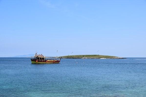 Naturpark Kap Kamenjak Bootsausflug Kvarner Bucht Istrien Kroatien