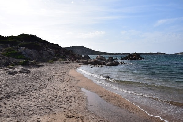 La Maddalena Strände Strand Meer Sardinien Italien Mittelmeer