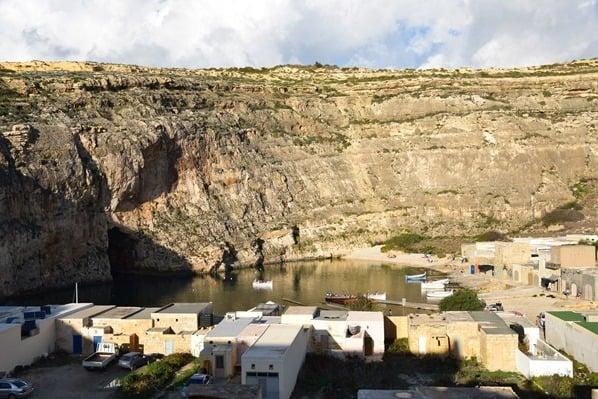 Azure Window Gozo Malta Inland-Sea Divesite