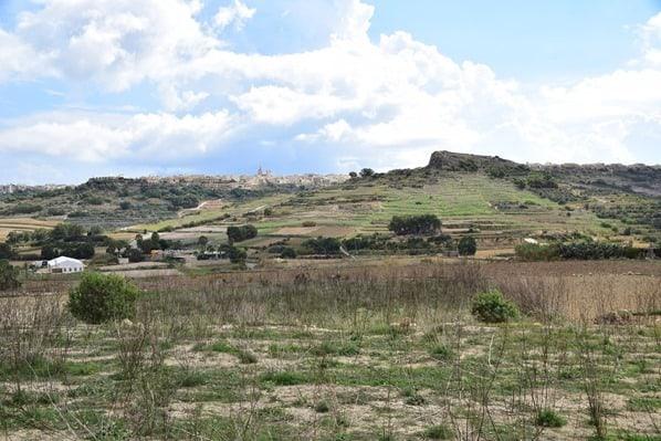 Gozo Malta Wandern Sehenswürdigkeiten Landschaft