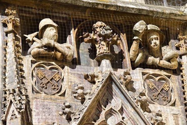 Regensburg Sehenswürdigkeiten Schutz und Trutz Altes Rathaus Altstadt Bayern Städtereise
