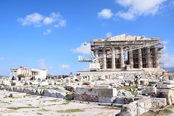 18_Baustelle-Parthenon-Akropolis-Athen-Griechenland