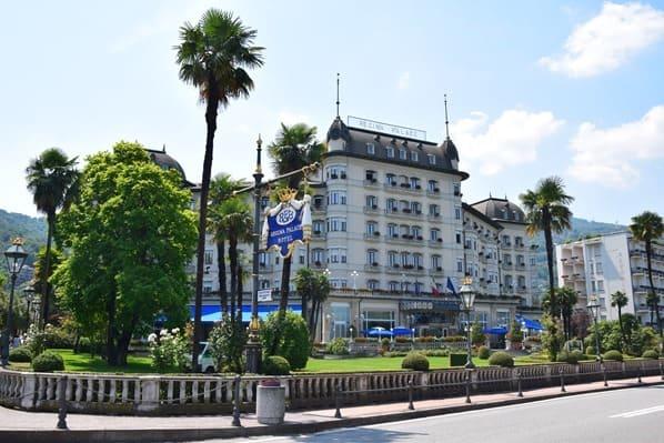 Hotel Stresa Lago Maggiore Langensee Piemont Italien