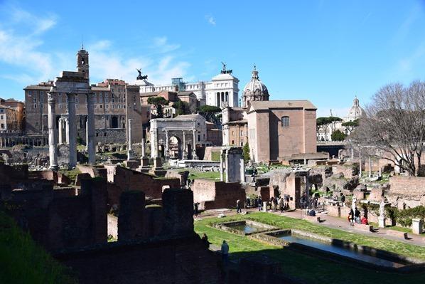 26_Septimius-Severus-Bogen-Forum-Romanum-Foro-Romano-Citytrip-Rom-Italien