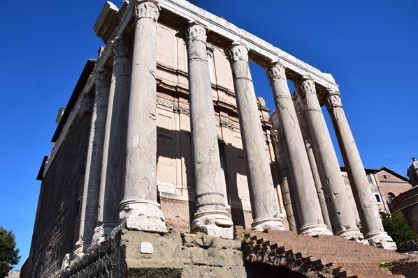 31_Kirche-Basilika-Maxentius-Forum-Romanum-Foro-Romano-Citytrip-Rom-Italien