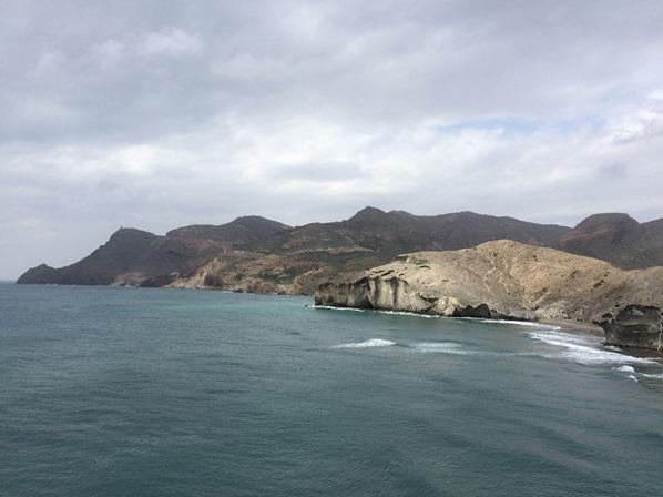 Cabo-de-Gata-Naturstrande-San-Jose-Andalusien-Spanien