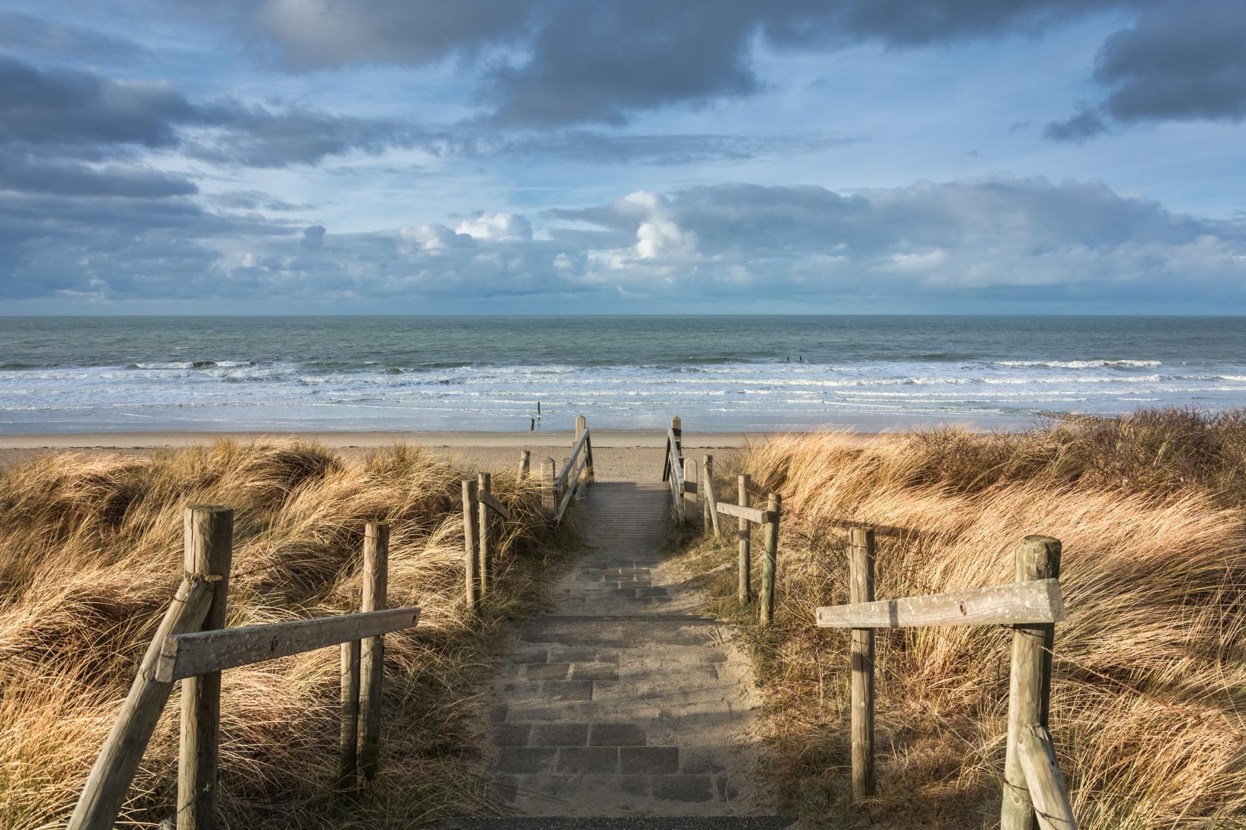Die 10 schönsten Strände der Niederlande | Strand Holland