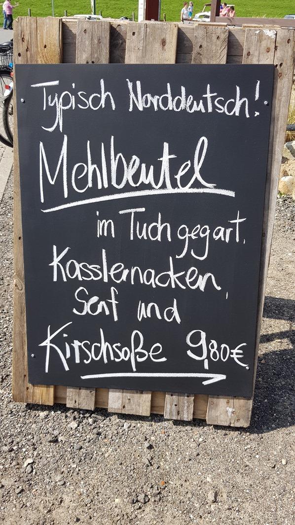 Schleswig Holstein Weltmehlbeuteltag Restaurant Deichbär Friedrichskoog Spitze Dithmarschen Nordsee