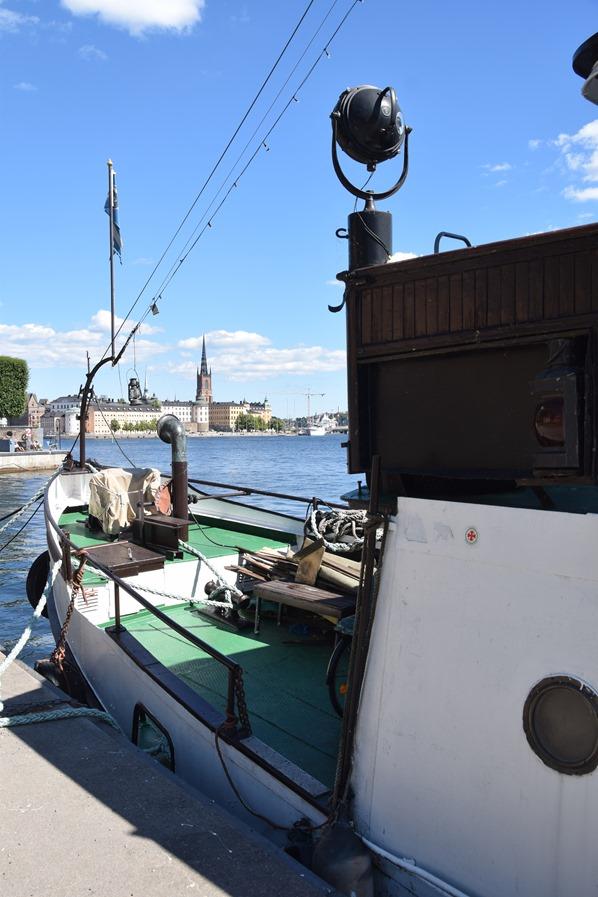 Stockholm Sehenswürdigkeiten Ausblick Schweden Ostsee Kreuzfahrt