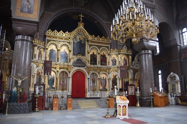 Helsinki Sehenswürdigkeiten Uspenski Kathedrale Finnland Ostsee Minikreuzfahrt
