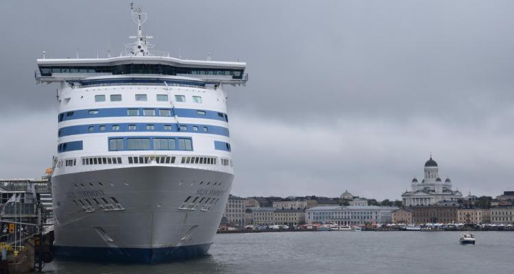 Luxus-Fähre Helsinki Sehenswürdigkeiten Finnland Tallink Silja Symphony Minikreuzfahrt Ostsee Baltikum