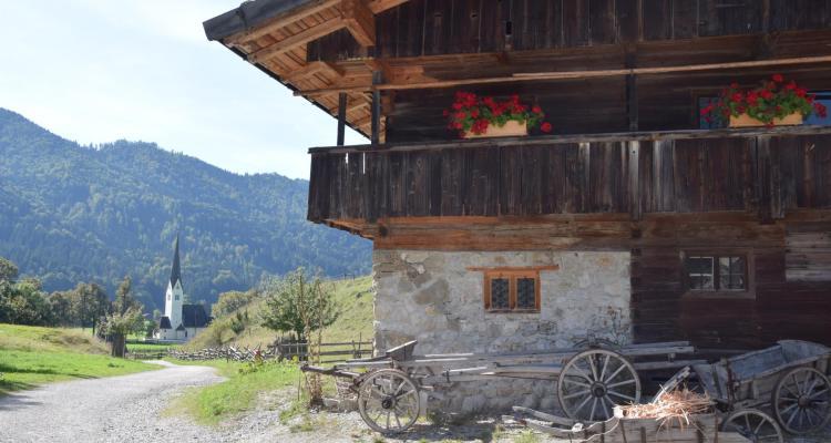 Markus Wasmeier Museum Freilichtmuseum Schliersee Oberbayern Bayern Deutschland