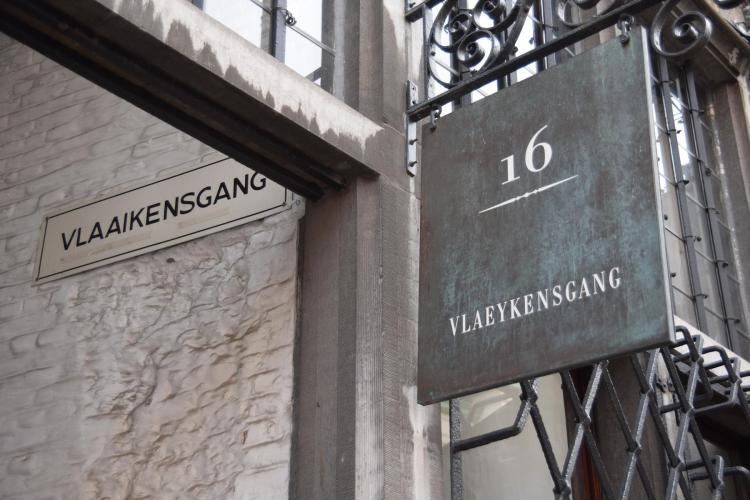 09 vlaeykensgang antwerpen belgien a rosa flusskreuzfahrt rhein