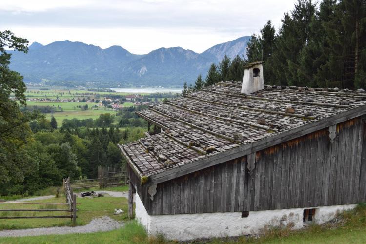 alm freilichtmuseum glentleiten oberbayern