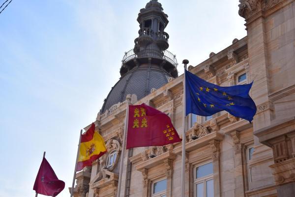 palacio consistorial cartagena murcia spanien aida familien kreuzfahrt