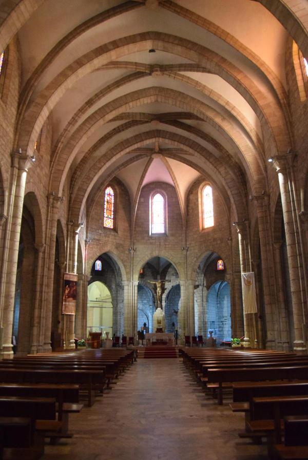 kirche esglesia de santa caterina placa de la reina valencia spanien aida familien kreuzfahrt