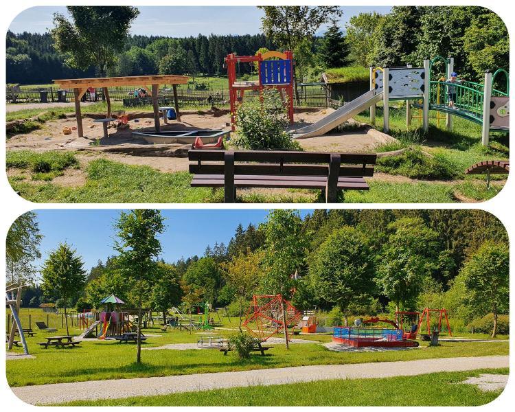 spielplatz bergtierpark blindham aying oberbayern