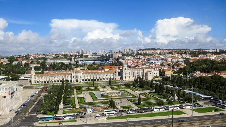 Städtereise Lissabon Sehenswürdigkeiten Kloster Mosteiro dos Jerónimos Hieronymitenkloster Belém Portugal