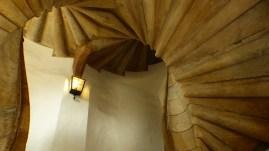 Doppelwendeltreppe in Grazer Burg