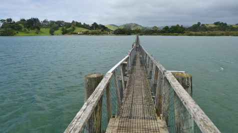 Whananaki Footbridge