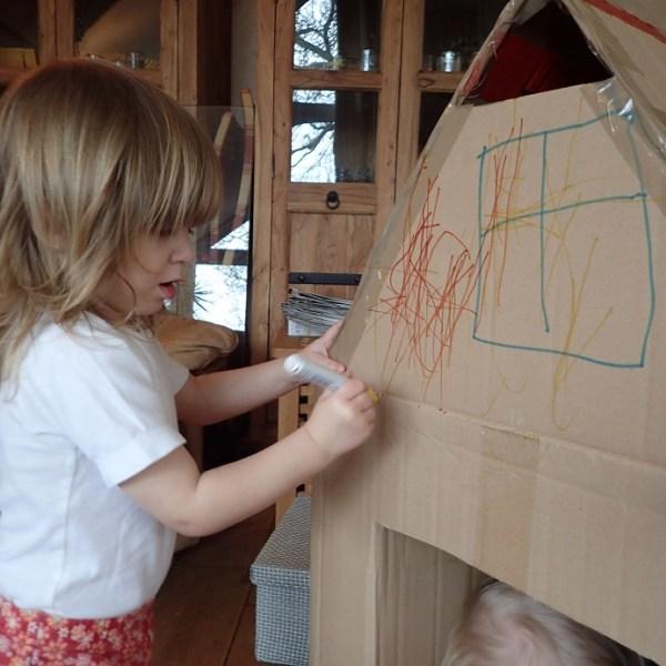 Wir brauchen ein neues Haus - das alte ist voll!