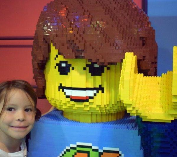 Ein Land mit zweierlei Grenzkontrollen: Legoland