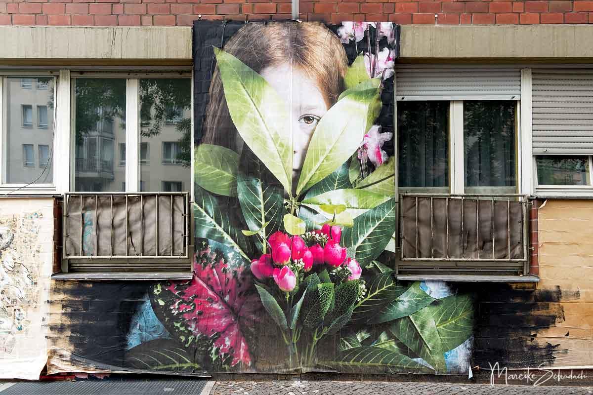 Street Art Bülowstrasse / Frobenstrasse