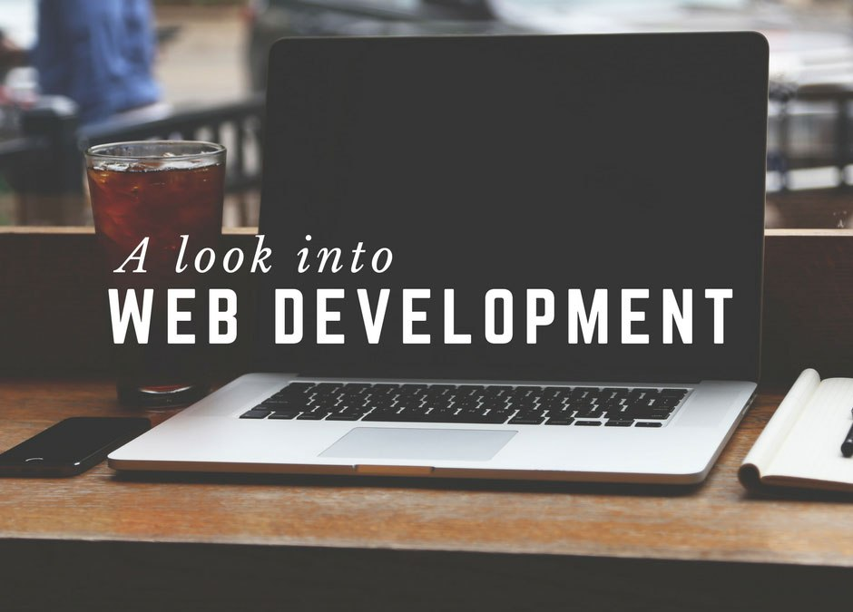 "And what does ""web development"" mean for my website ?"