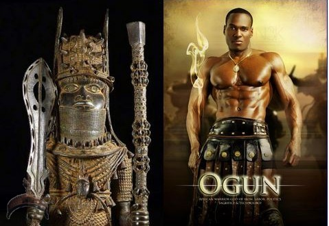 Read more about the article Experience With Orisha: Ogun, God Of Iron.