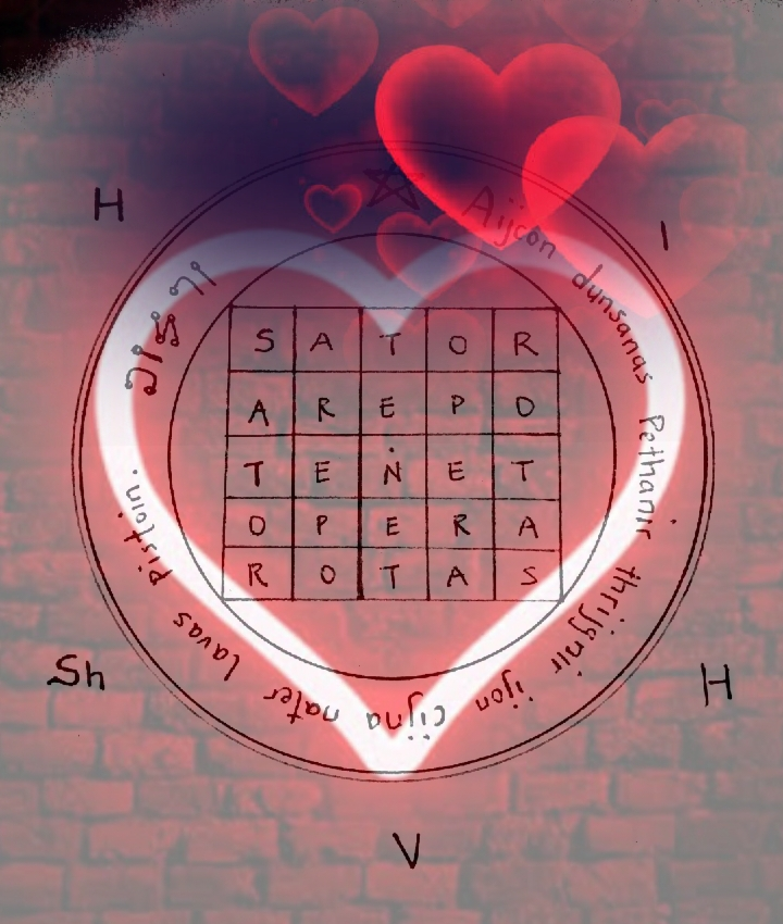 Read more about the article Talisman Of Power: An Operation Of Love.