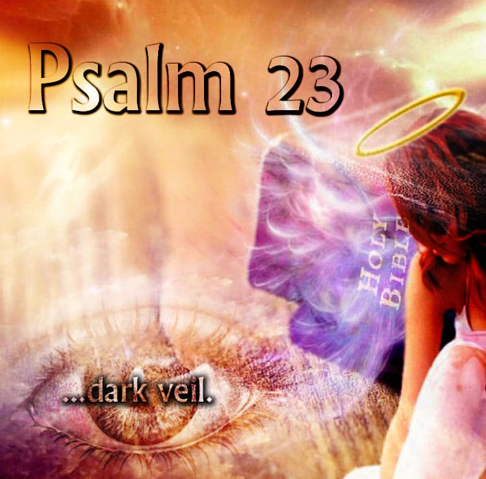 Read more about the article Psalm 23: To See Through The Dark Veil.