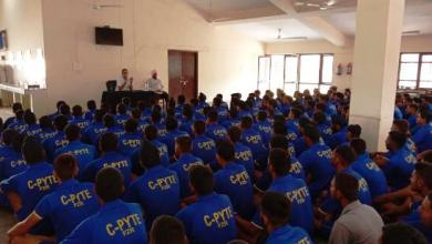 C-PYTE trained 262 youths aspirant to join Army
