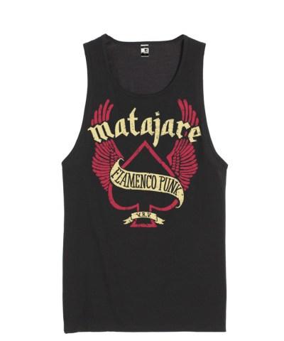 camiseta-unisex-migue-benitez-matajare-alas-tirantes
