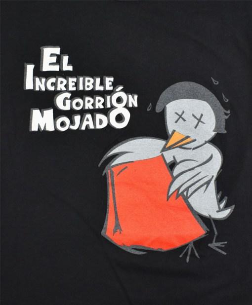 Camiseta-mujer-Los-Delinquentes-Increible-detalle - copia