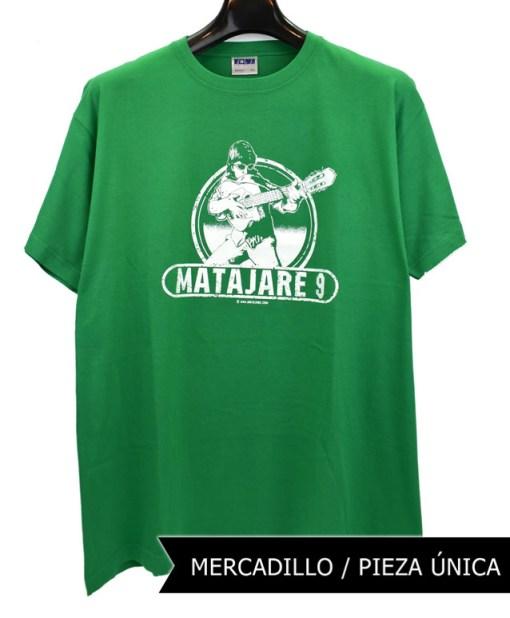 camiseta-hombre-migue-benitez-matajare-9-verde
