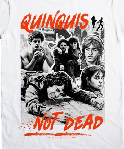 Camiseta-Quinqui-Sound-Quinquis-Not-Dead-Blanca-Preventa-Detalle