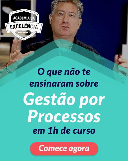 Curso de gestão de processos