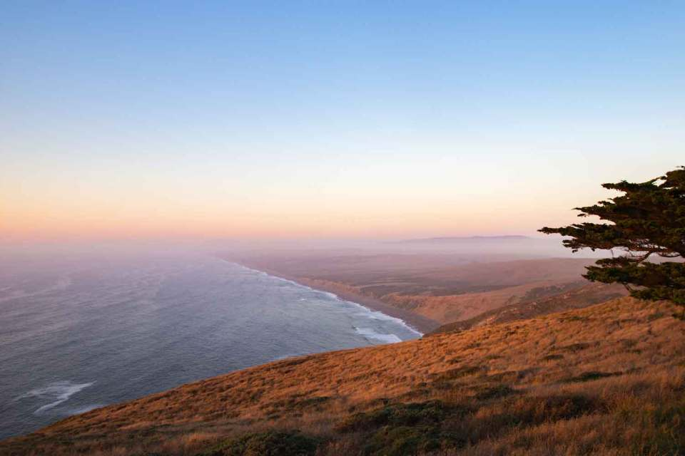 point reyes vacation rental cottage
